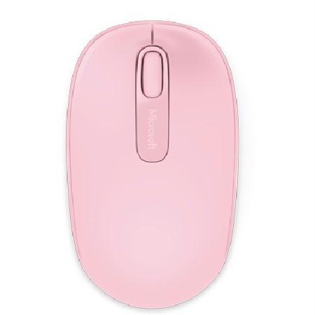 [MS]무선 모바일 마우스 1850 (핑크)