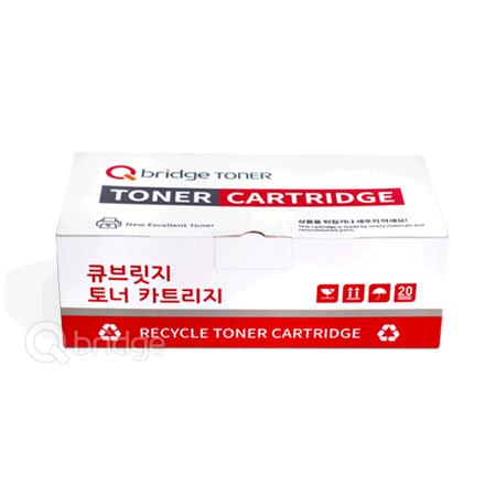 Qbridge 삼성 CLP-C660B 재생토너 파랑[CLP-611NDK]