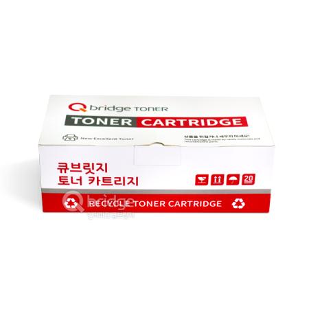 Qbridge 삼성 CLP-Y660B 재생토너 노랑[CLP-611NDK]