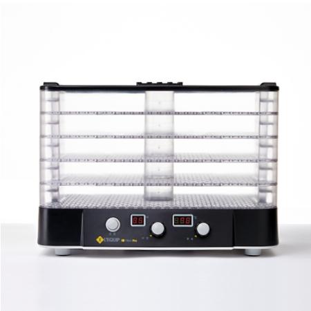 [리큅] 투명 하이트레이 5단 식품건조기 LD-918T5