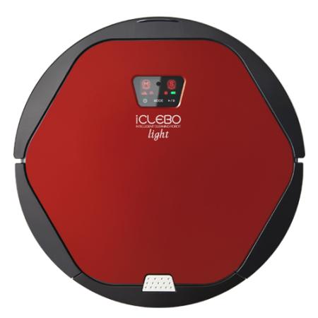 [유진로봇] 로봇청소기 아이클레보 라이트 YCR-M06-L2