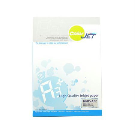 미쯔비시 잉크젯전용지 COLORJET NMD-143-A3+(100매)