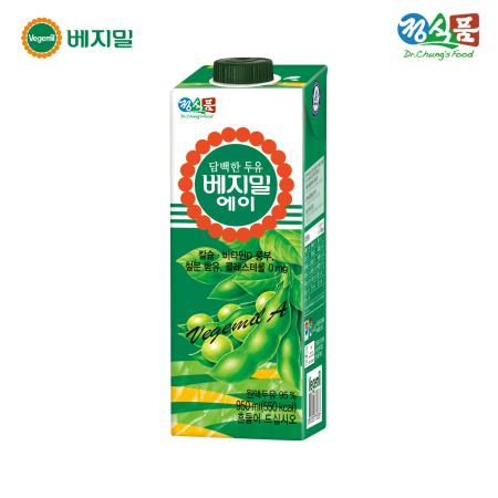 담백한 베지밀A 두유 950ml*12팩/BOX