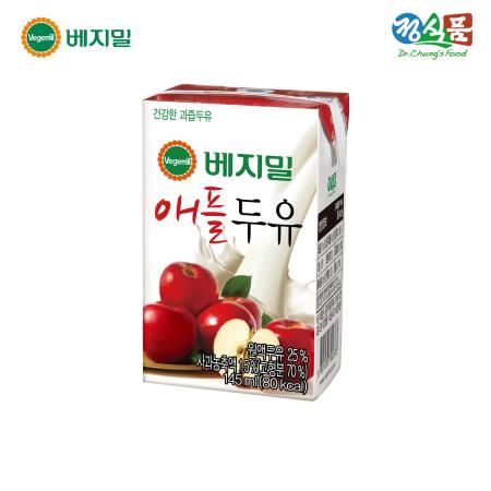 베지밀 애플두유 145ml*24팩/SET