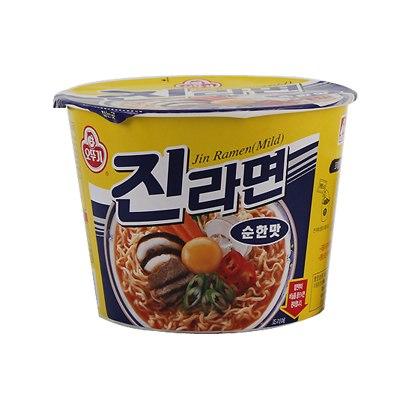 오뚜기 진라면 순한맛 큰컵 110g*12개입/box