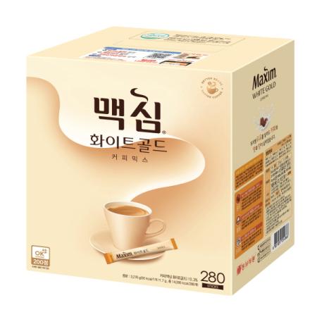 맥심 화이트골드 커피믹스 11.8g*280T