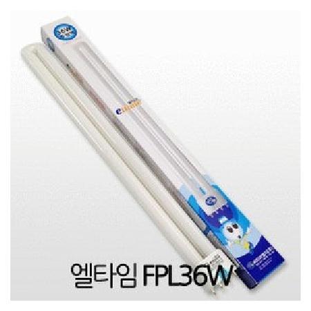 엘타임 형광등 FPL-36EX-D ( 주광색 ) 50입/BOX