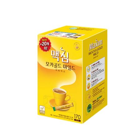 맥심 모카골드 마일드 커피믹스 150T+20T 기획상품